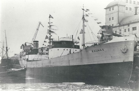 Nuotrauka iš LJM archyvų