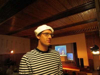 Romualdas Adomavičius jūrą pažįsta ne tik iš mokslinės pusės